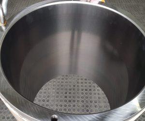 HVOF Coating and Grinding of Offshore Barrels