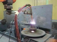 Plasma Spray Sempel Valves for Eskom