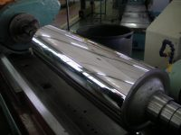 Superfinished Chrome Roller