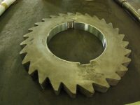 Chrome and Grind Gear Bore