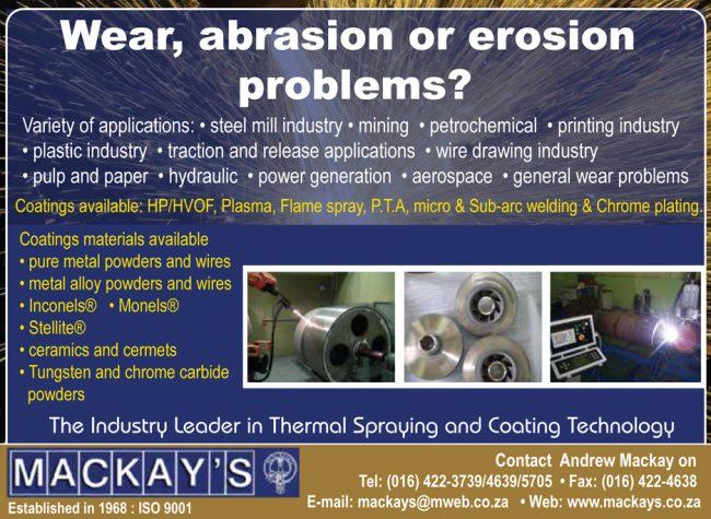 Mackay's Advert
