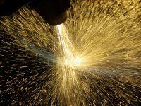 Reclamation Work by Arc Spraying