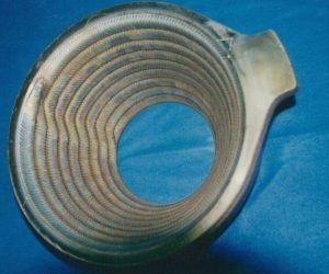 Stellite 12 Cladding